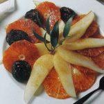 Arance, pere e prugne secche in macedonia