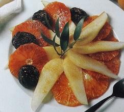 arance,pere,prugne secche in macedonia